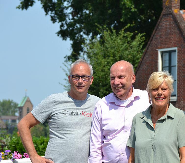 De lokale partij van Ouderkerk a/d Amstel, Duivendrecht en Waver